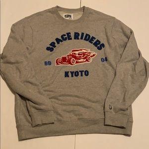Billionaire Boys Club Space Riders sweatshirt